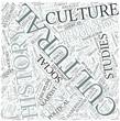 Cultural history Disciplines Concept