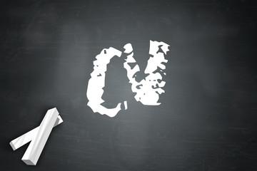 "Blackboard ""CV"""