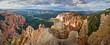 Bryce point panorama - Bryce Canyon, Utah, USA
