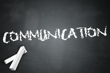 """Blackboard """"Communication"""""""