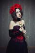 Flower queen