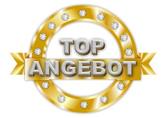 TOP ANGEBOT gold, silber, diamant