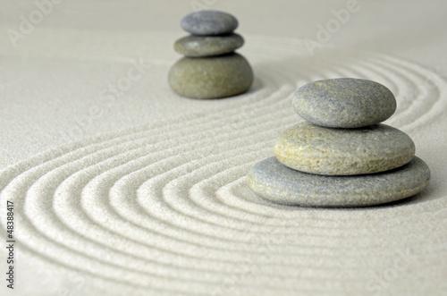 Fototapeten,kieselstein,sand,steine,meditation