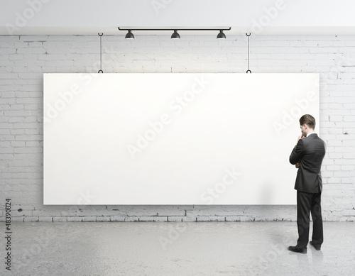 blank desk