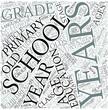 Elementary education Disciplines Concept
