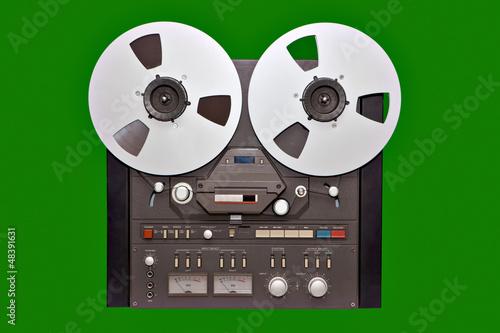 Analog Stereo Open Reel Tape