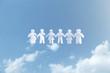雲のオブジェクト