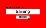 Training Search