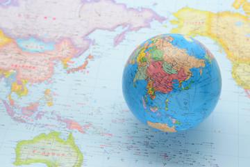 ビジネスイメージ―グローバル社会