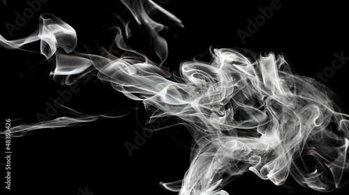 Tuinposter Rook 煙の素材