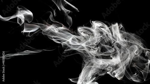 Foto op Plexiglas Rook 煙の素材