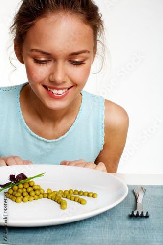 Pea diet