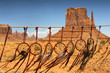 dream catchers in the Monument Valley