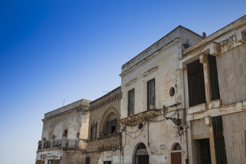 Southern Italy Old Town