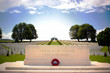 First World War Cemetery near Arras, Northern France - 48399083