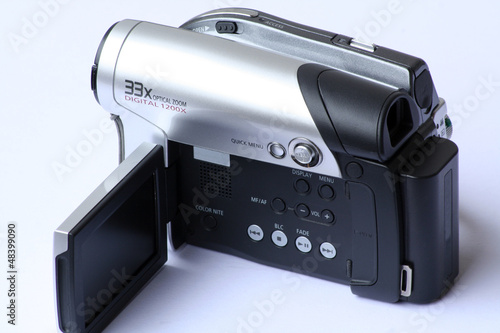Digitaler Camcorder