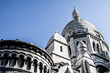 Sacre Coeur, Montmartre, Paris, France