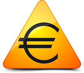 Euro Hazard sign