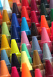 Colorful art wax crayon pencils tips for children and others arr