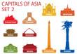 Capitals of Asia