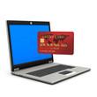 Laptop Credit Card