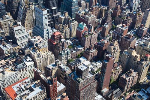 Rooftops of Midtown Manhattan - 48401664