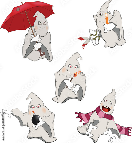 Spirit Clip Art. Cartoon