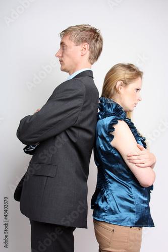 Beziehungsstress