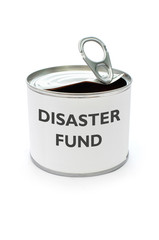 Disaster fund