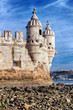 part of Belem Tower