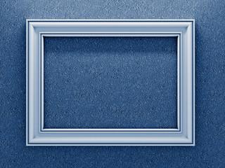 White Photo Frame.
