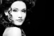 woman beautiful halloween vampire aristocrat