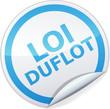 Sticker Loi Duflot (détouré)