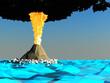 volcano island - 48412860