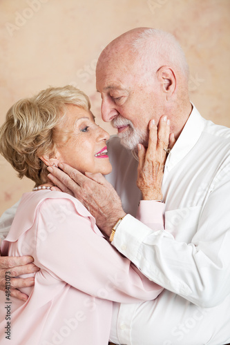 Senior Couple - Still Passionate