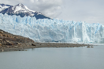 Gletscherauslass 2