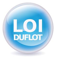 Boule de cristal Loi Duflot (ombre)