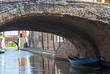 Comacchio - Bridges and boats