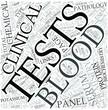 Clinical biochemistry Disciplines Concept