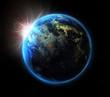 blue planet - 48417856