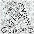 Modern language Disciplines Concept