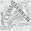 Cloud computing Disciplines Concept