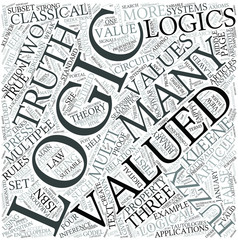 Multi-valued logic Disciplines Concept