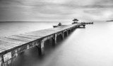 Wooded bridge © anekoho