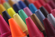 Colorful pastel(crayon) pencils tips for children and others use