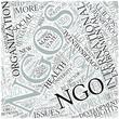 Non-governmental organization Disciplines Concept
