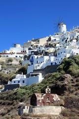 Grèce - Santorin (Oia)