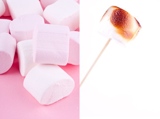 toasted marhmallows