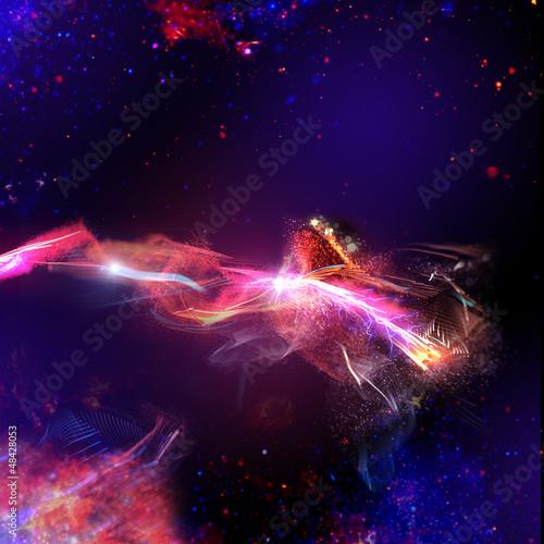 Fototapeten,galaxies,regenbogen,bunt,konzept