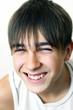 Happy Teenager Portrait